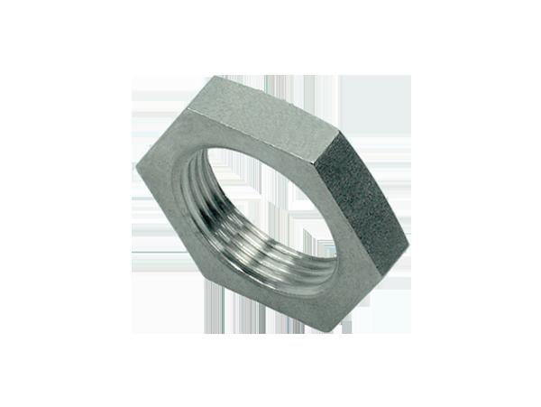 Gegenmuttern für Schottverschraubungen - Zylindrisch