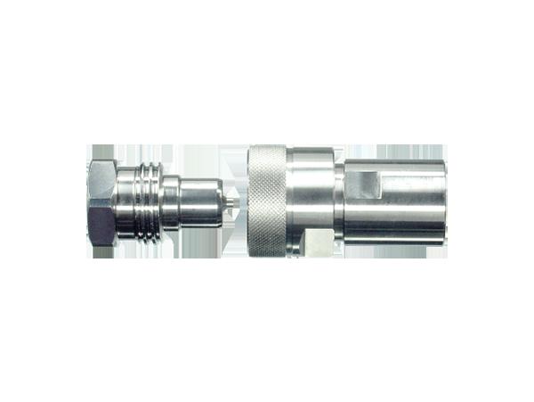 Acoplamientos de alta presión para enroscar - Tipo: HSK